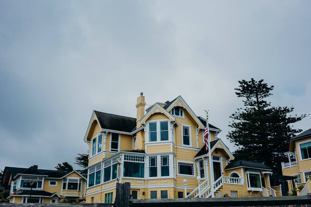 Hotels and lodging in Pacific Grove