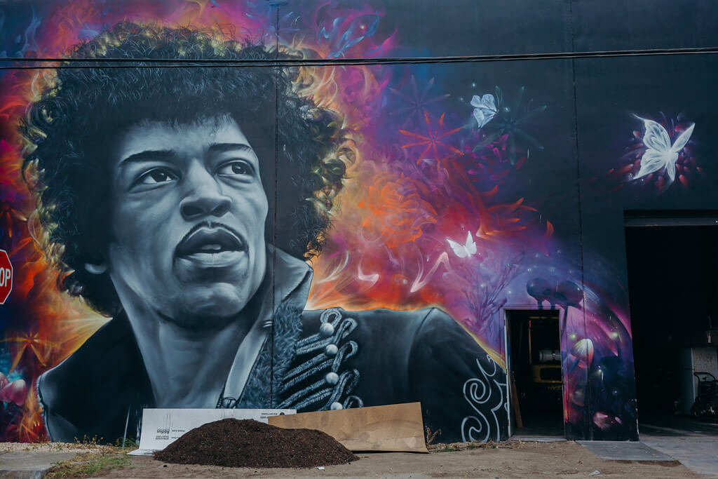 things to do near Pacific grove-see the Sand city murals