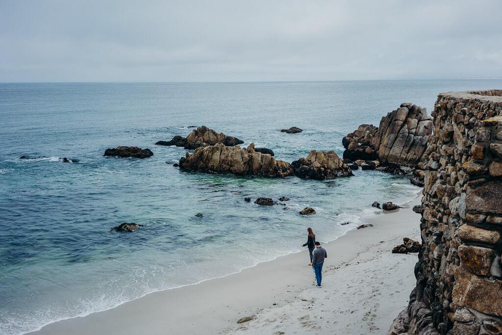 Pacific grove beaches