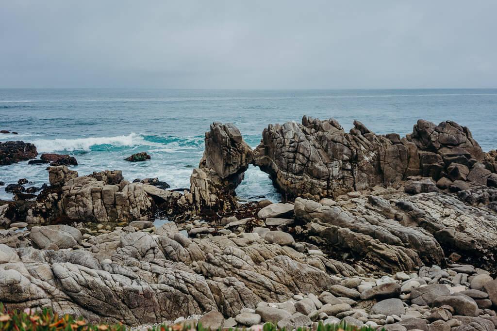 Kissing Rock, Monterey Peninsula