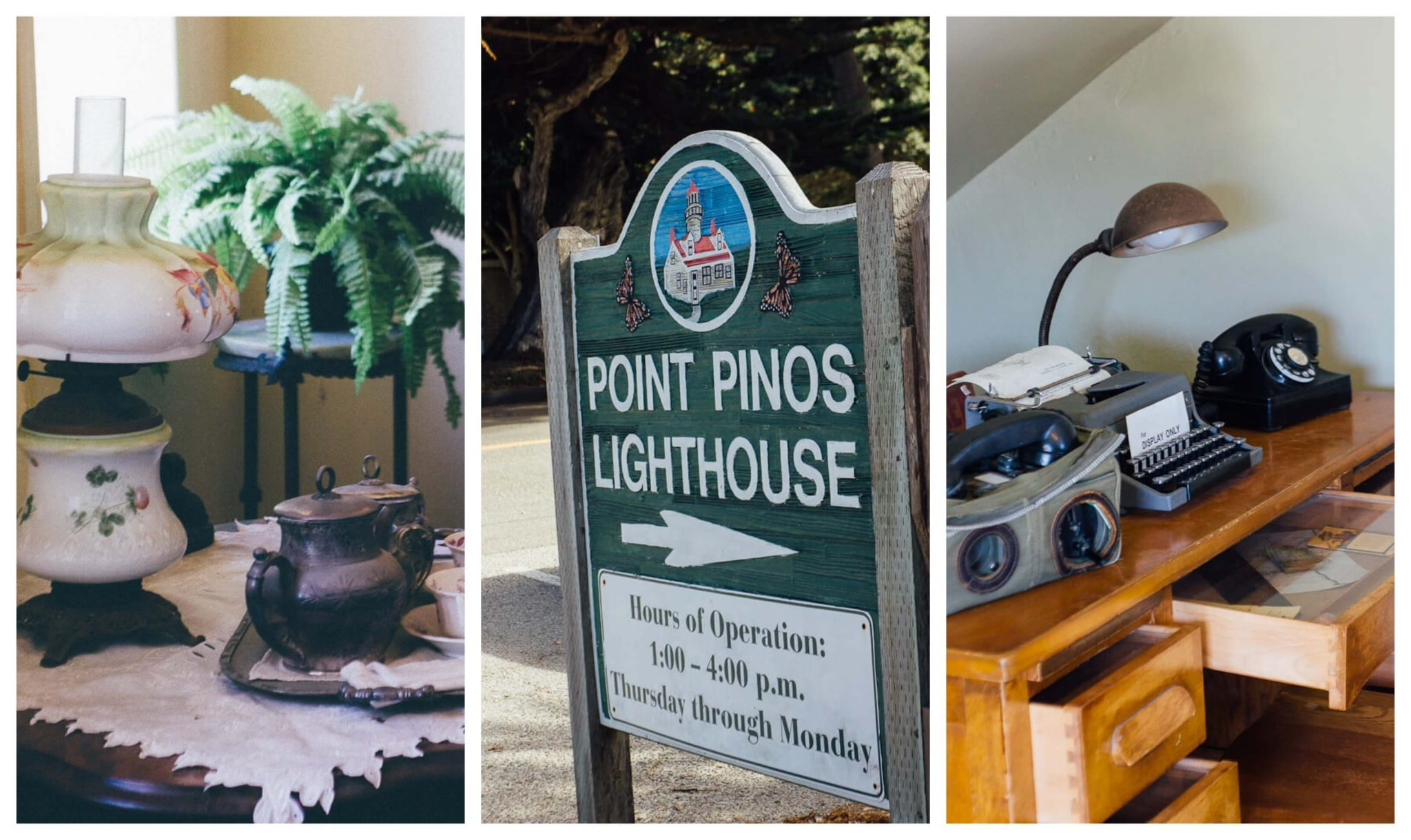 Point Pinos Lighthouse museum