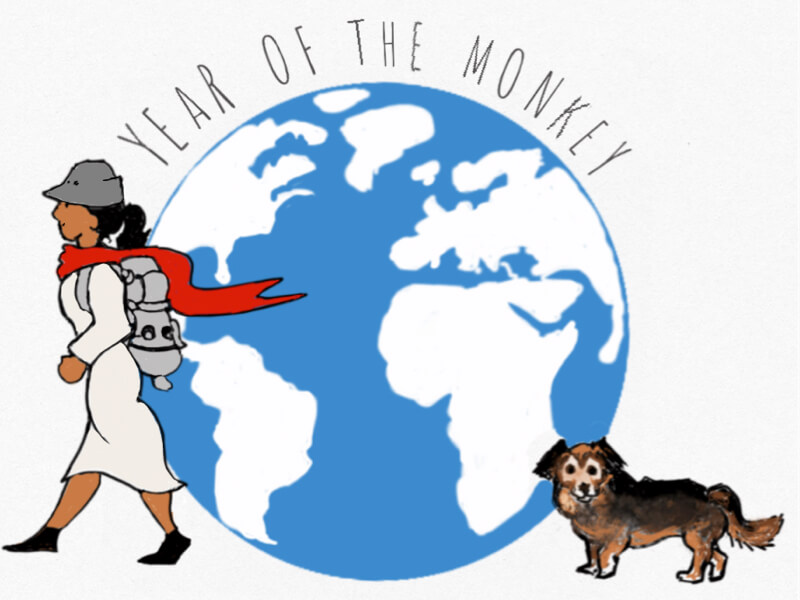 YEAR OF THE MONKEY-a blog about travel, dogs and food