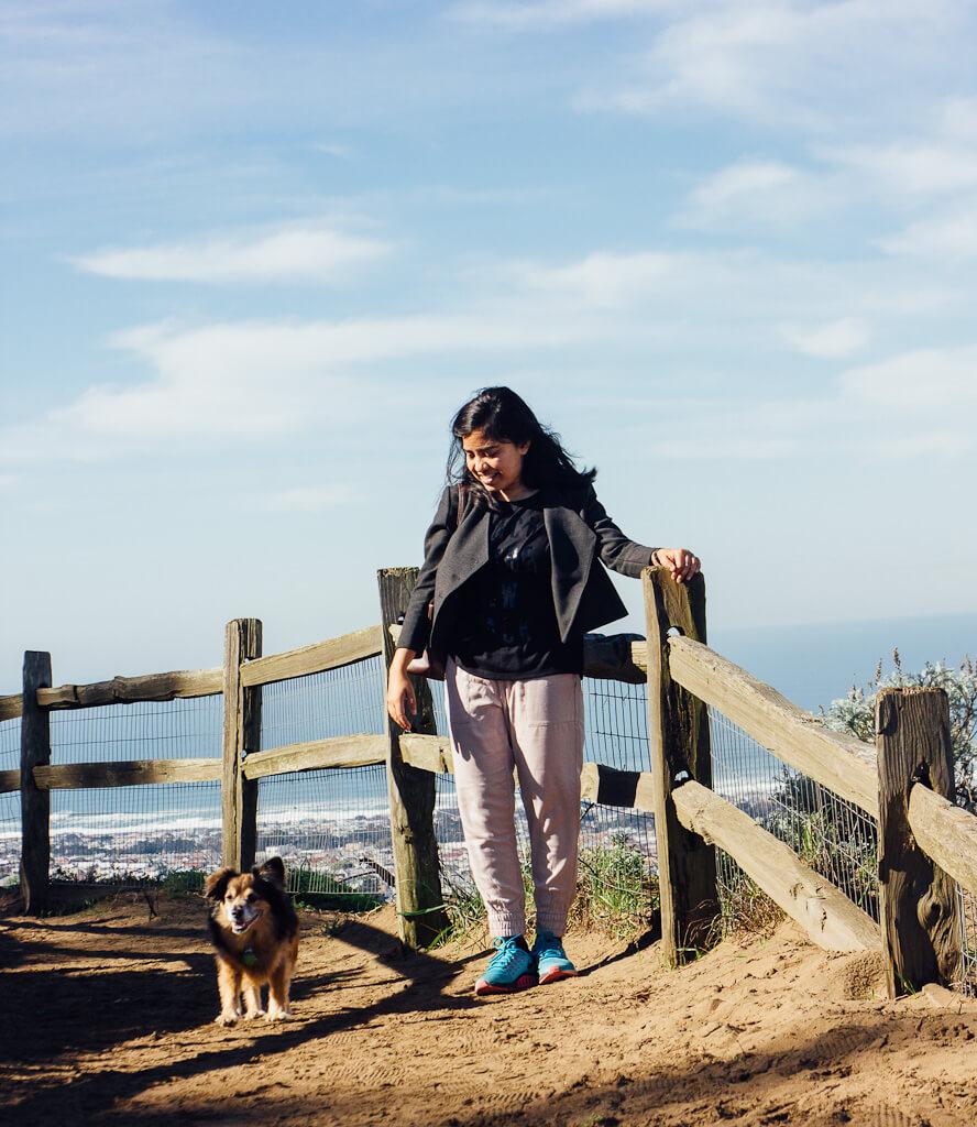 most scenic San Francisco dog parks